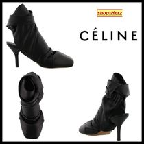 ★CELINE★ WRAPPED アンクルブーツ 323883NDS 38NO 送料無料