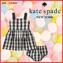 kate spade new york Baby Girl's Gingham サンドレス