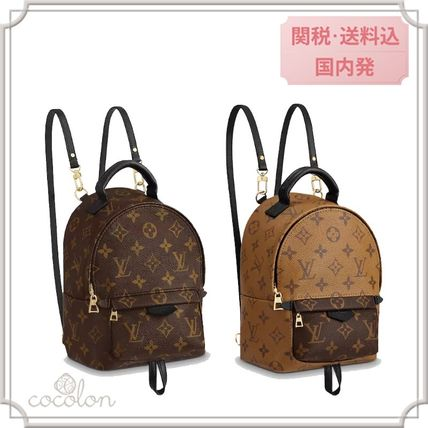 Louis Vuitton バックパック・リュック 国内発[Louis Vuitton] パームスプリングス バックパック MINI(2)