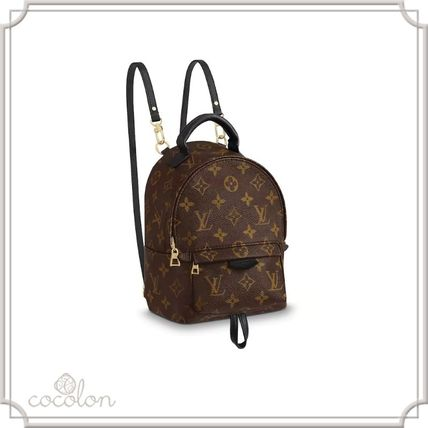 Louis Vuitton バックパック・リュック 国内発[Louis Vuitton] パームスプリングス バックパック MINI(4)