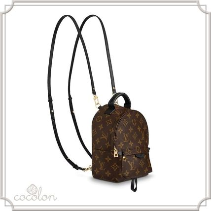 Louis Vuitton バックパック・リュック 国内発[Louis Vuitton] パームスプリングス バックパック MINI(5)