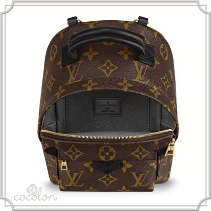 Louis Vuitton バックパック・リュック 国内発[Louis Vuitton] パームスプリングス バックパック MINI(6)