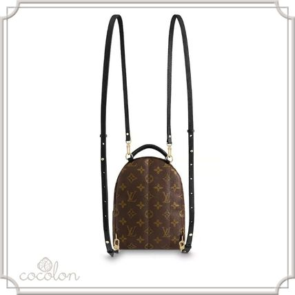 Louis Vuitton バックパック・リュック 国内発[Louis Vuitton] パームスプリングス バックパック MINI(7)