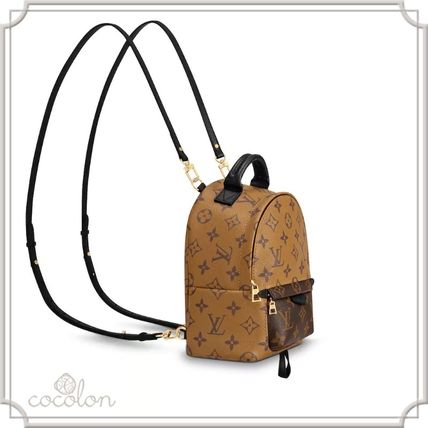 Louis Vuitton バックパック・リュック 国内発[Louis Vuitton] パームスプリングス バックパック MINI(9)