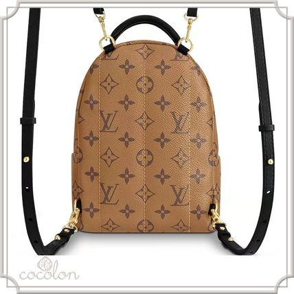 Louis Vuitton バックパック・リュック 国内発[Louis Vuitton] パームスプリングス バックパック MINI(10)