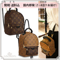 Louis Vuitton(ルイヴィトン) バックパック・リュック 国内発[Louis Vuitton] パームスプリングス バックパック MINI