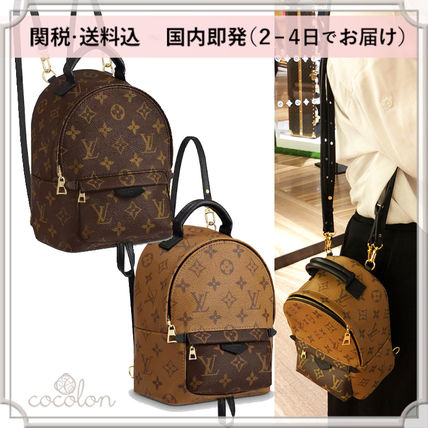 Louis Vuitton バックパック・リュック 国内発[Louis Vuitton] パームスプリングス バックパック MINI