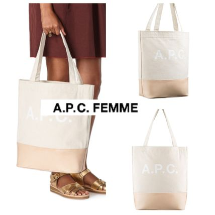 【A.P.C】SS18★大人気★Axel トート★安心・追跡付