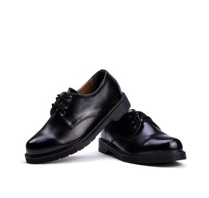 BSQT ドレスシューズ・革靴・ビジネスシューズ BSQT 375 WELL DONE DERBY CLASSIC SHOES ★シークレット 厚底★(7)
