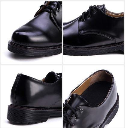 BSQT ドレスシューズ・革靴・ビジネスシューズ BSQT 375 WELL DONE DERBY CLASSIC SHOES ★シークレット 厚底★(9)