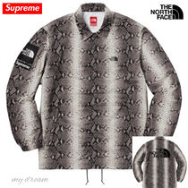 確保【Supreme】The North Face Snakeskin Coaches Jacket(M)