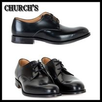 【海外発送】CHURCH'S ★ 17SS Oslo Laced Shoes