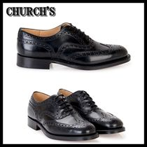 【海外発送】CHURCH'S ★ 17SS Burwood Laced Shoes