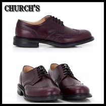 【海外発送】CHURCH'S ★ 17SS Newark Shoes