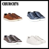 【海外発送】CHURCH'S ★ 18SS Mirfield Sneakers