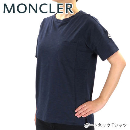 MONCLER Tシャツ・カットソー 『MONCLER-モンクレール-』Tee [80819 00 82857][Tシャツ]
