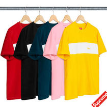SUPREME Chest Stripe Terry Top SS18 Week16
