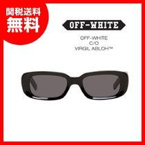 SALE【OFF WHITE】For Your Eyes Only サングラス★