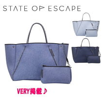 【VERY掲載】STATE OF ESCAPE ガイズキャリーオール