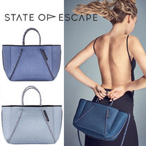 State of Escape PETITE GUISE デニムプリント 2way bag★関税込