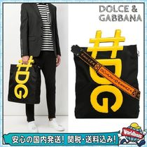 Dolce & Gabbana★INSTABAGハッシュタグロゴ2WAYバッグ★