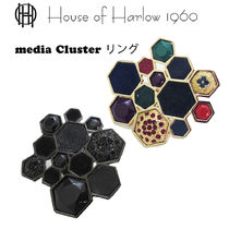 即納処分HOUSE OF HARLOW 1960 media ClusterリングR000929