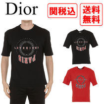 関税・送料込 Dior LATE NIGHT SUMMER PARIS Tシャツ