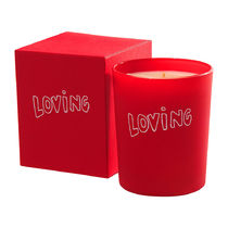 Loving Candle - Red
