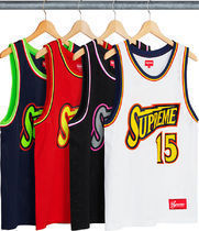 Supreme Bolt Basketball Jersey SS18 送料無料