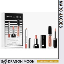 MARC JACOBS☆Cream and Sugar Nude Lip 3本セット