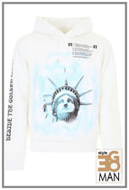 OFF WHITE LIBERTY フーディー