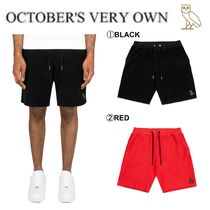 Drakeプロデュース☆OCTOBERS VERY OWN OWL TERRY SWEATSHORT