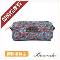 国内発送◆MARC JACOBS Floral Printed Narrow  ポーチ