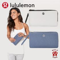 【lululemon】Wジッパーポーチ★Double Up Pouch 2色