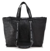 BALENCIAGA 18AW Carry Shopper S 2WAYショルダー/トートバッグ