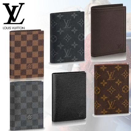 Louis Vuitton 2018-19AW Couverture Passeport ダミエ