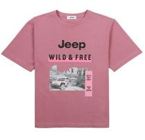 JEEP(ジープ) Tシャツ・カットソー 日本未入荷★大人気★JEEP★PINK COLLECTION - GRAND