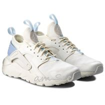 【大人もOK♪】NIKE Air Huarache Run Ultra スニーカー白×Tint