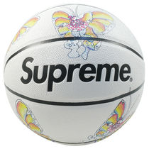 Supreme SS16 Gonz Butterfly Basketball (ステッカー付)