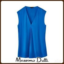 MassimoDutti♪T-SHIRT WITH FRONT GUSSET