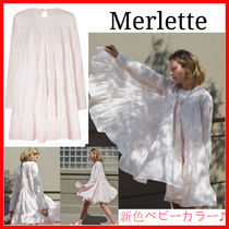 NEW 限定 ★ Merlette ★ Soliman ワンピース 新色 ライトピンク