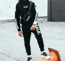 【大人気】追跡有☆18SS BALR. - BIG BRAND SWEATPANTS