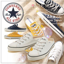 【CONVERSE】コンバース ALL STAR SHINYCANVAS OX
