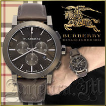 ★安心ヤマト便★Burberry City Swiss Quartz Watch BU9364