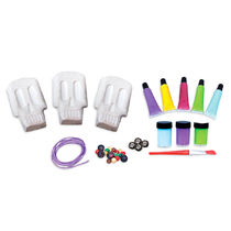 Coco Skull Mask Garland Painting Kit by Mattel