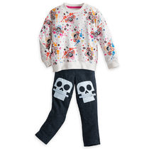 Coco Top and Leggings Set for Girls