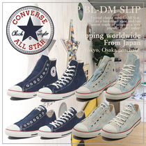 【CONVERSE】コンバース  ALL STAR LP BL-DM SLIP