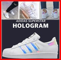 人気!【ADIDAS】★ SUPERSTAR ★HOLOGRAM◆ 22~24.5cm
