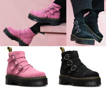 国内完売 LAZY OAF BUCKLE BOOT