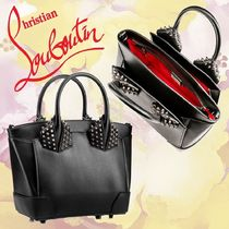 Christian Louboutin 2016SS Eloise Small Two Handle Bag Black